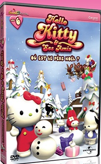 Concours DVD Hello Kitty