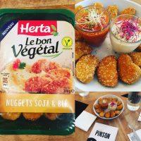 Le Bon Végétal, la gamme végétarienne Herta