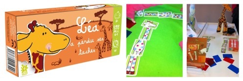 Asmo Kids - Lea la Girafe
