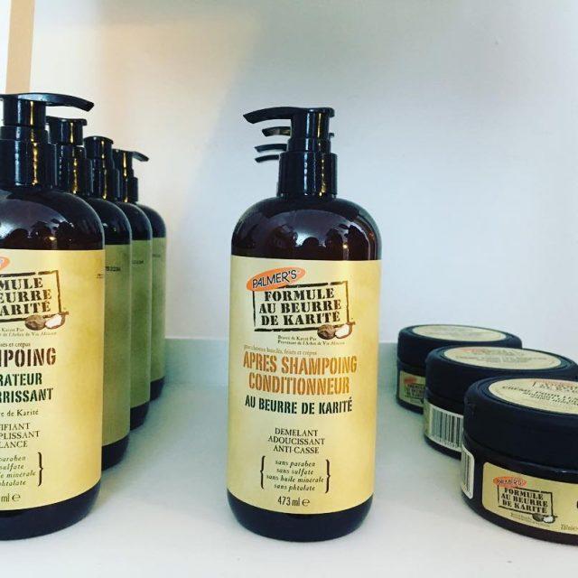 Test TRES concluant de la gamme cheveux palmersfr au beurrehellip