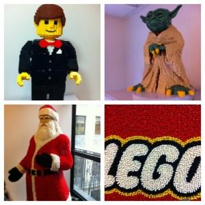 Les calendriers de l'Avent Lego