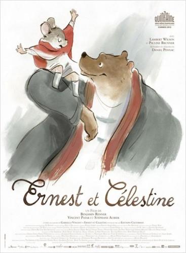 Ernest et c lestine ou l amiti solidaire d un ours et d une souris expres - L histoire de la souris ...