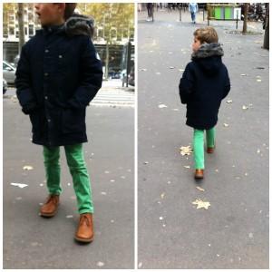 Soldes : look de rue contre le froid