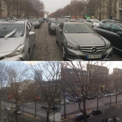Avenue de la Grande Arme Paris 17 ce matin Touthellip