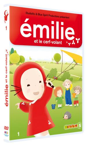 3D DVD Emilie Vol.1