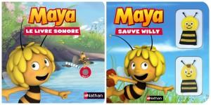 Livre sonore Maya