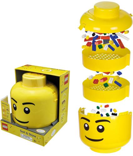 Le gagnant de la boîte de rangement Lego est…