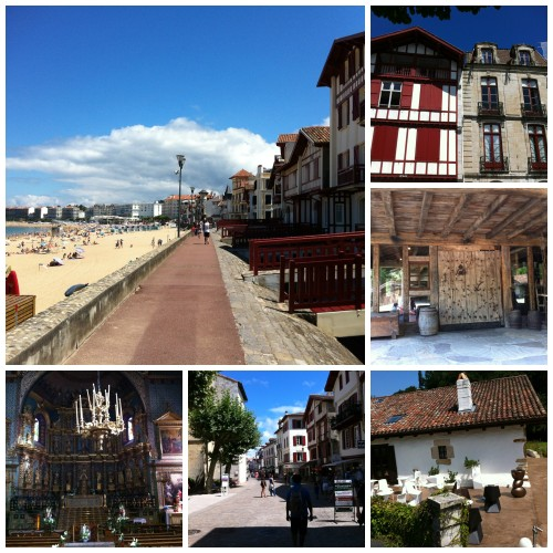 Pays Basque Architecture Expressionsdenfants