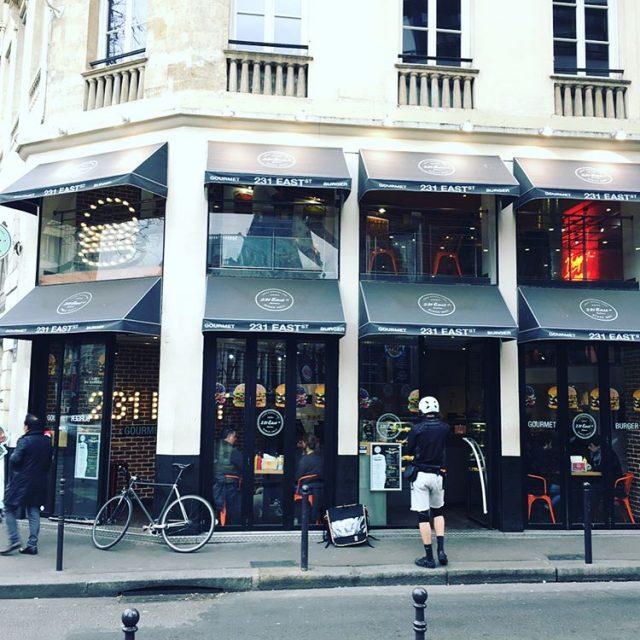 Un dimanche en goguette dans Paris qui se termine auhellip