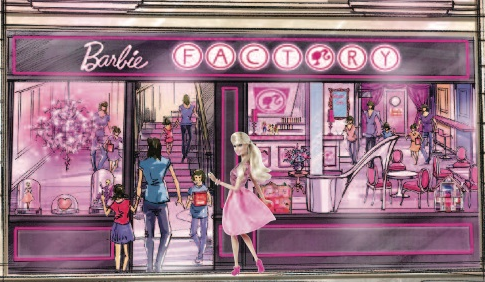 Barbie Factory_Expressionsdenfants