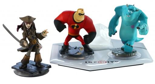 Disney Infinity Figurines_Expressionsdenfants