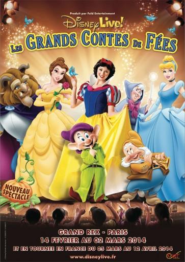 Disney Live_Les grands contes de Fées_Expressionsdenfants