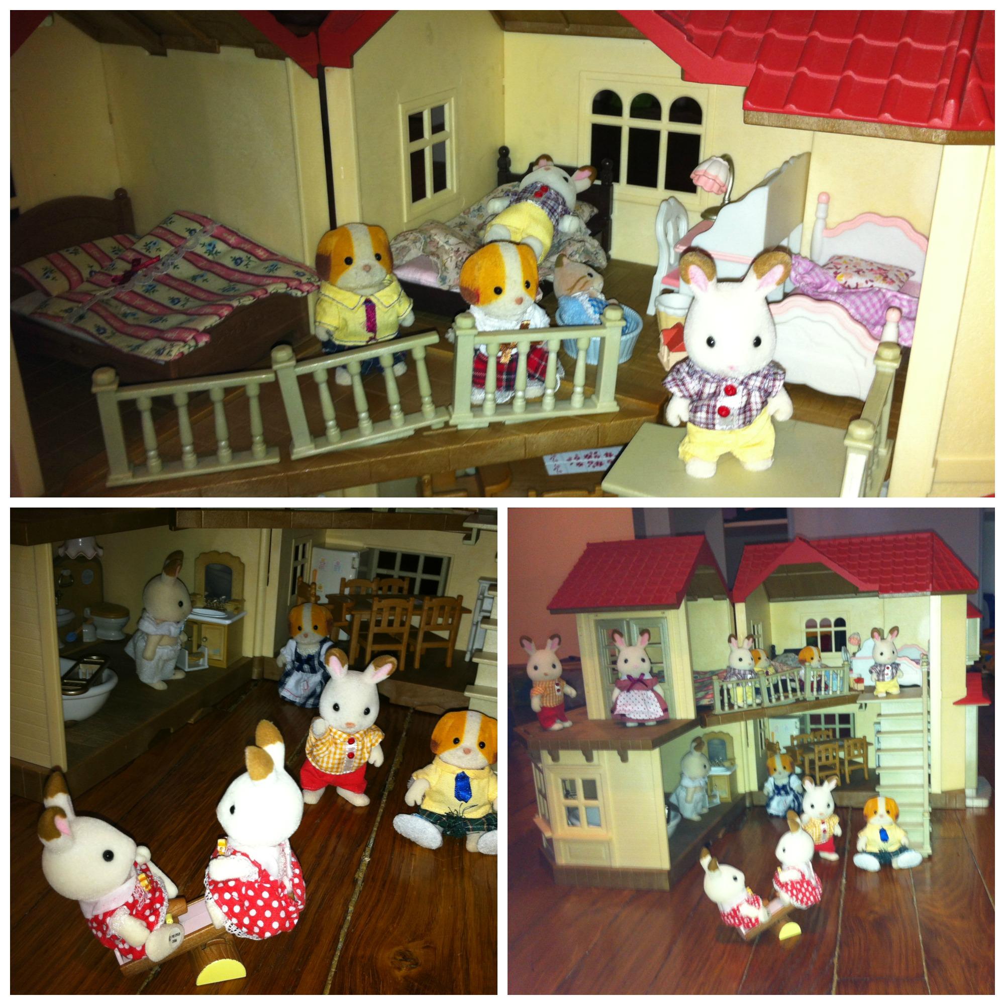 le monde merveilleux des sylvanian families expressions d 39 enfants. Black Bedroom Furniture Sets. Home Design Ideas