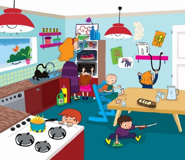 7 points pour s curiser votre cuisine avec b b for L cuisine le bouscat