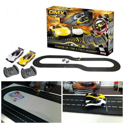 Circuit de voitures DMX_Lansay-Expressionsdenfants