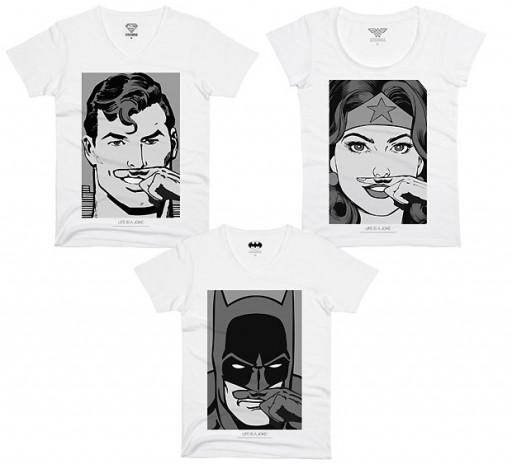 Tee-shirt DC Comics Eleven Paris_Expressionsdenfants
