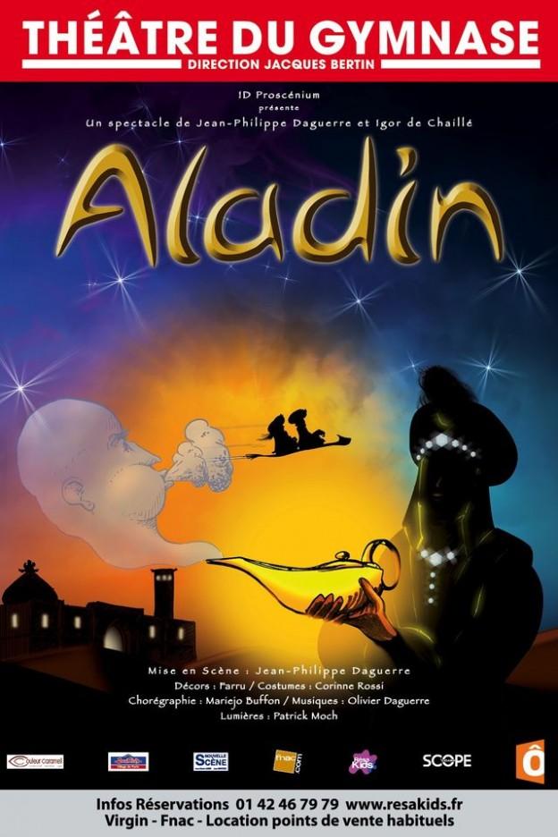Aladin, un spectacle survitaminé
