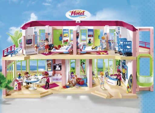 Grand Hotel Playmobil_Expressionsdenfants
