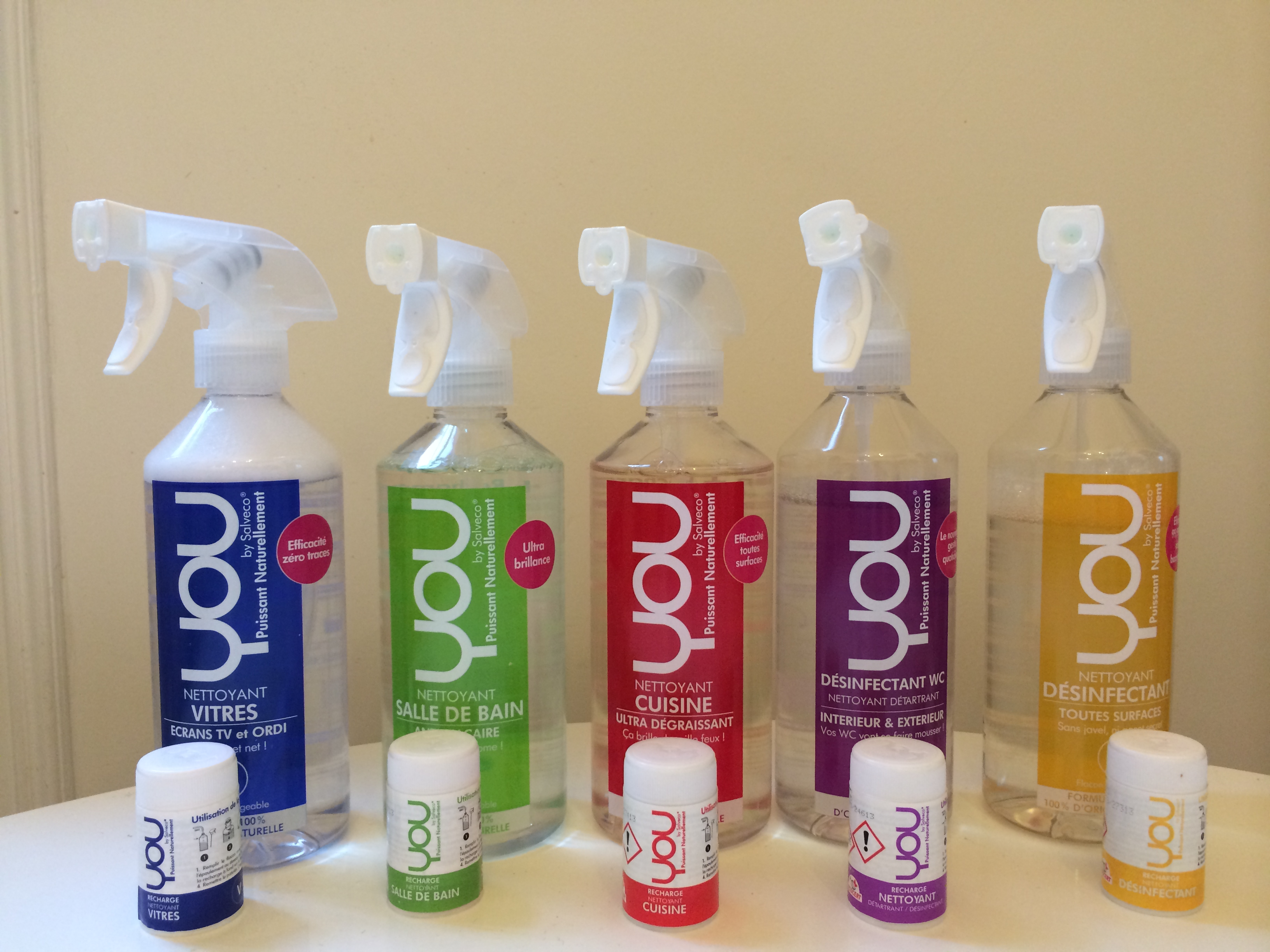 Les produits m nagers cologiques you test expressions d 39 enfants - Produit pour nettoyer paves autobloquants ...