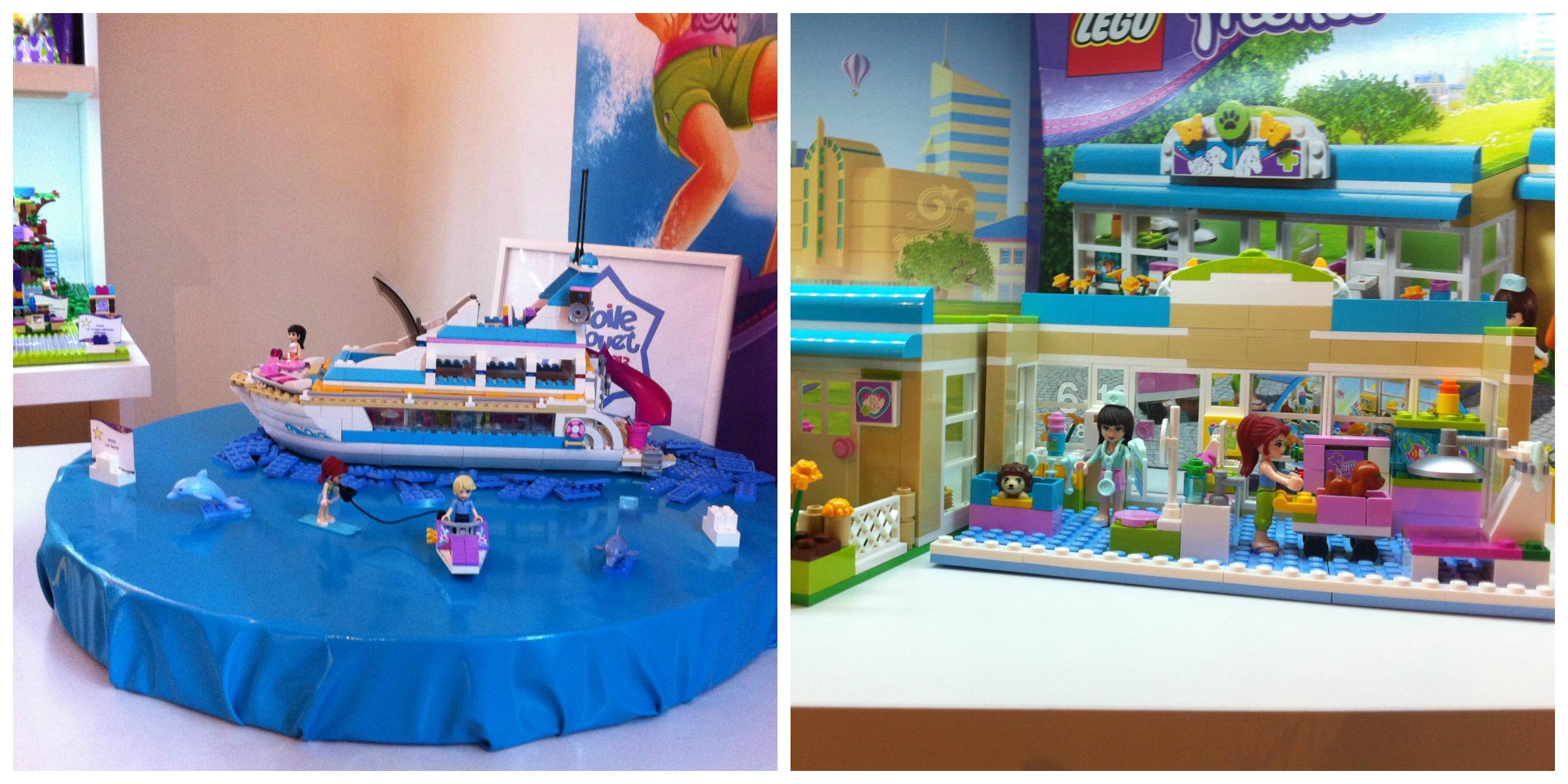 Lego les nouveaut de no l 2013 expressions d 39 enfants - Ecole lego friends ...