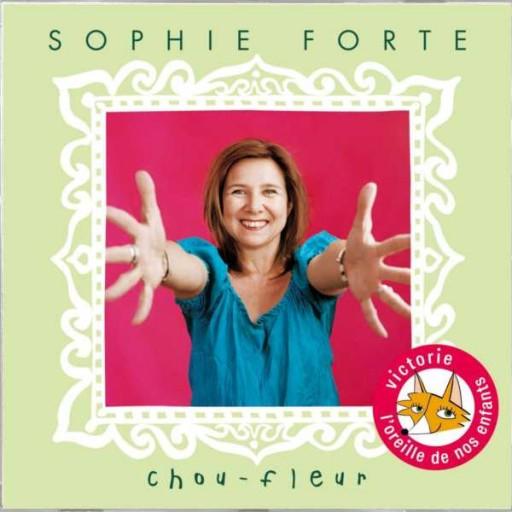 Sophie Forte Chou fleur _ Expressionsdenfants