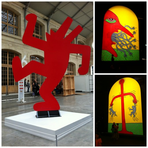 Ateliers enfants KeithHaring_Expressionsdenfants