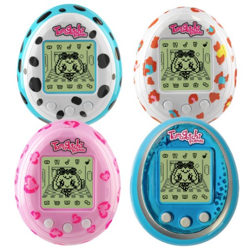 TAMAGOTCHI FRIENDS2_Expressionsdenfants