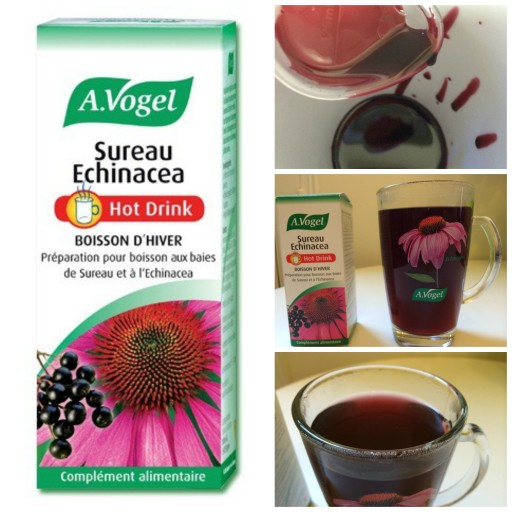Echinacea Hot Drink-sureau-echinacea-100-ml-avogel_Expressionsdenfants