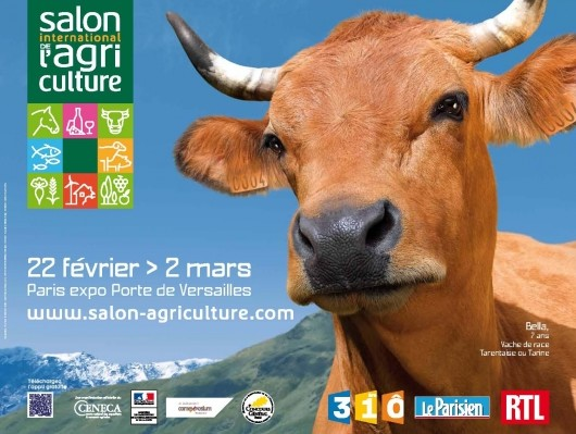 5 sorties faire absolument en f vrier paris for Nocturne salon agriculture