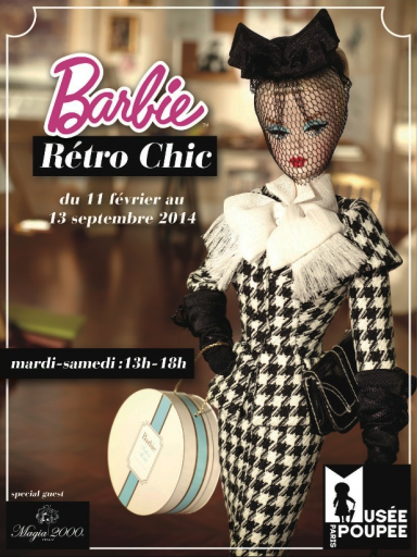 Barbie Retro_Expressionsdenfants