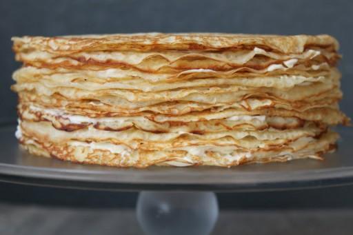 Gâteau de crêpes_Bonne Maman_Expressionsdenfants