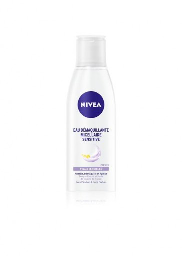 Nivea Sensitive_Eau Micellaire_Expressionsdenfants