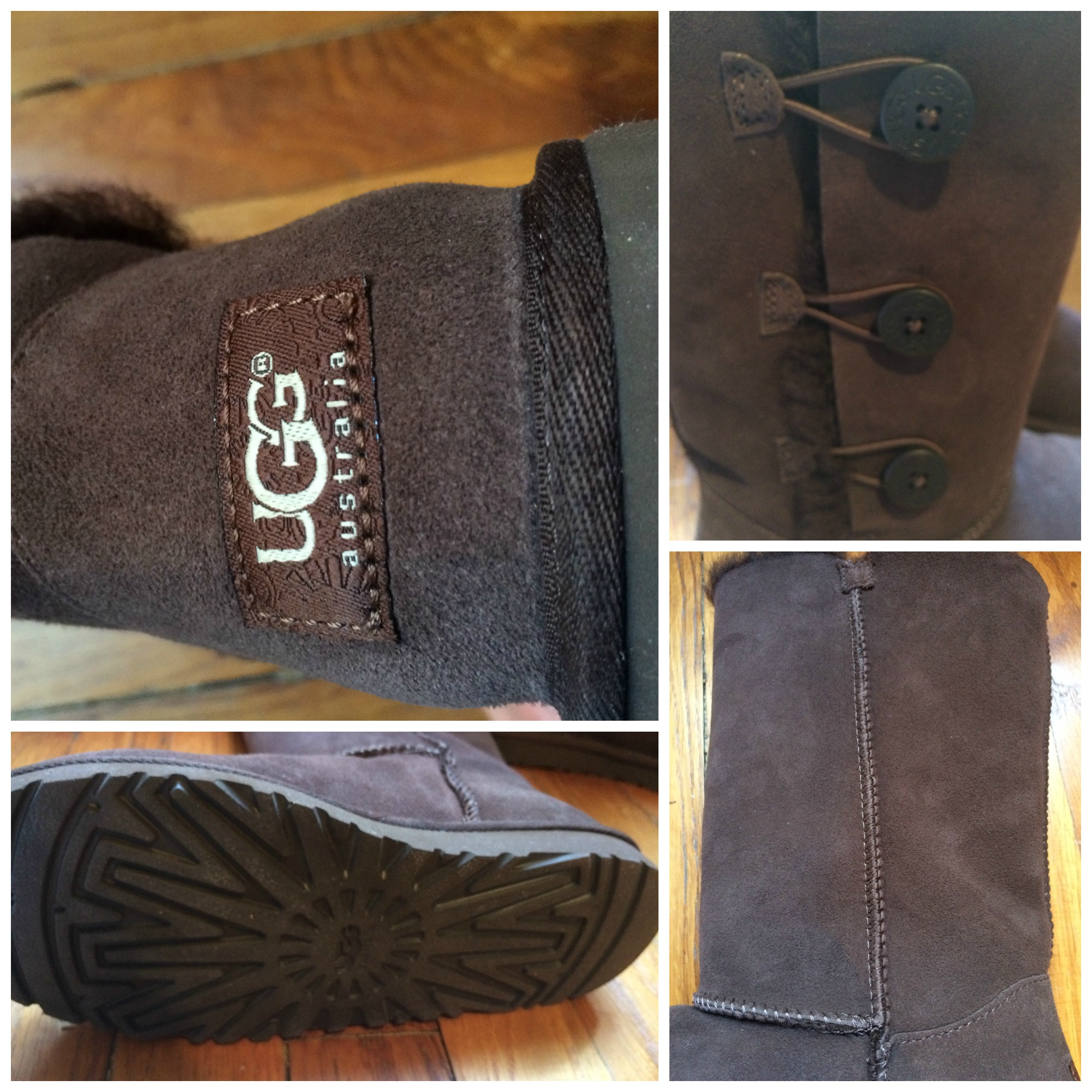 ugg fausse