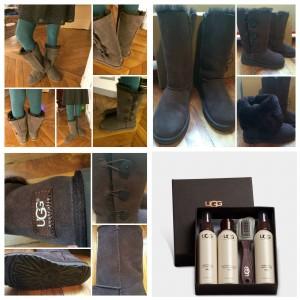 UGG : Ses pieds de fashionista bien au chaud