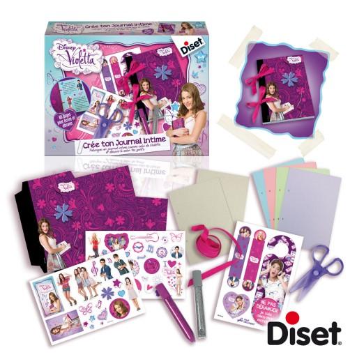 Cree ton journal intime Violetta_Expressionsdenfants