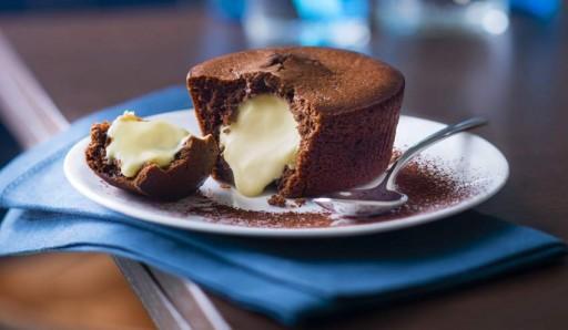 Brèves de blog Moelleux chocolat coeur chocolat blanc_Picard_Expressionsdenfants