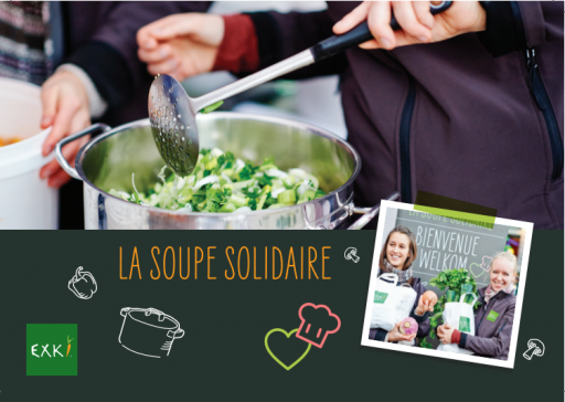 Soupe solidaire Exki_Expressionsdenfants