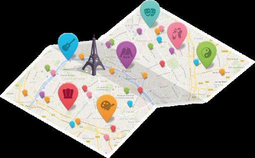 Portes Ouvertes des cours de loisirs - ExpressionsdEnfants - MAP