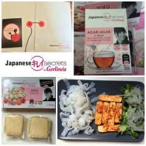 Japanese Secrets : la gamme minceur Gerlinéa