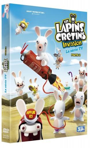 Lapins cretins_DVD2 Brèves de blog Expressionsdenfants