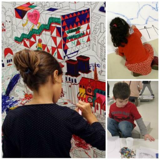 Les Impromptus_Centre Pompidou_Expressionsdenfants