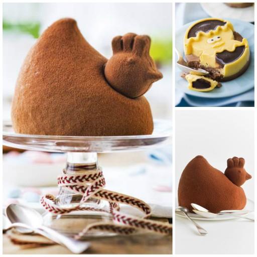Poule Patissière_Picard_Chocolat_Paques_Expressionsdenfants