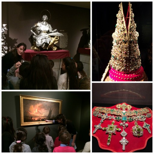 Visite Le Tresor de Naples_Musée Maillol_Expressionsdenfants