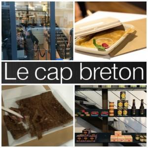 Cap Breton : la Bretagne gourmande !