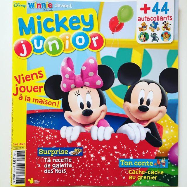 Mon 4 ans 12 a BEAUCOUP aim mickeyjunior la nouvellehellip