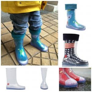 I Feel Boot : être heureux sous la pluie
