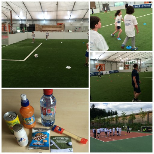 Atelier Foot_PSG_Center Parcs_Expressionsdenfants_2
