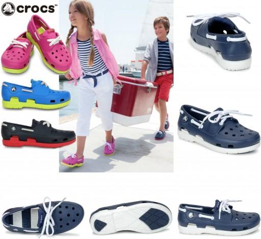 Crocs Beach Line Boat_Expressionsdenfants