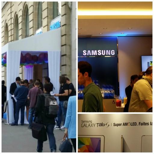 Galaxy Tab S - Samsung #1 - ExpressionsdEnfants