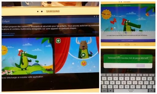 Galaxy Tab S - Samsung #7 - ExpressionsdEnfants
